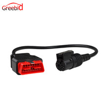 OBD2 16PIN Cable for Renault Can Clip Diagnostic Interface Frre Shipping