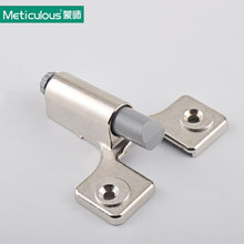 Meticulous Adjustable Zinc alloy Buffer Soft Closer Damper Wooden Kitchen Cabinet Aluminum Doors Quiet Hinges buffer 10PCS