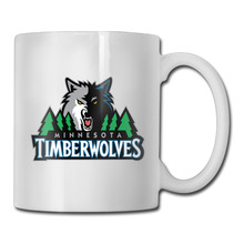 Minnesota Basketball Logo coffee mug picture insert dad tazas ceramic tumbler caneca tea Cups