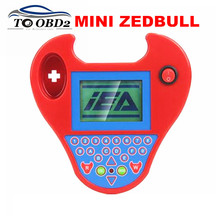 Mini ZedBull iEA V508 Key Maker Key Clone Auto Key Transponder Zed Bull Multi-Language Zed-Bull Read Pin Code for Hyundai&Kia