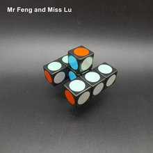 1x3x3 Magic Cube Funny Children Toys Brain Teaser Games For Kids Gift(China)