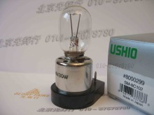 USHIO SM-8C102 6V 30W lamp,#8000299 LS-30,Olympus microscope BHA BHB IMT LM-10,LS30 8-C102 lights,6V30W 2 upward pins bulb(China)
