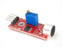 Microphone Sensor AVR PIC High Sensitivity Sound Detection Module For