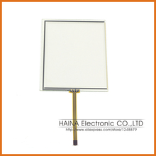 118*89 mm 5 inch USB/Serial Resistive Touch Screen Panel for GPS monitor and Laptop