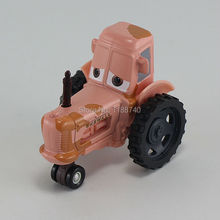 Pixar Cars Tipping Tractor Diecast Metal Toy Car For Children Gift 1:55 Loose New In Stock(China)