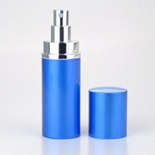 50ml portable spray bottle Smooth perfume bottle Boutique travel Eau De Toilette(China)