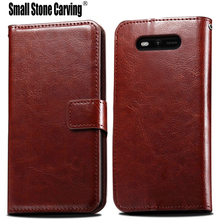 For Lumia 820 Case, Luxury Fashion Wallet Flip PU Leather Cover Case for Nokia Lumia 820 Phone Bag With Credit Card Holder(China)