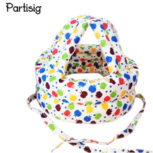 Partisig Brand Baby Hats Safety Helmet For Babies Drop Resistance Baby Protective Helmet Toddler Safety Products(China)