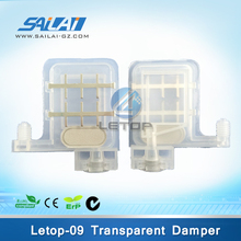 big mouth transparent double row mutoh printer parts dx5 damper