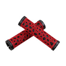 Bicycle Rubber Handlebar Grips Anti-slip Specialized Mountain Bike Straight Paired Environment-friendly Cycling Handle Grips