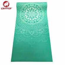 Chastp183x61cmx 6mm Thick PVC Yoga Mats Fitness Environmental Tasteless Lose Weight Exercise Fitness Yoga Gymnastics Mats Indoor