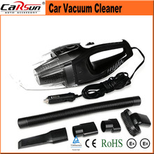 New Car Vacuum Cleaner Portable Handheld Car Dust Collector Cleaning Wet&Dry Dual-use Super Suction Aspirador de po 12V 120W