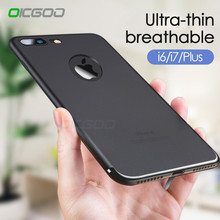 Buy Oicgoo Ultra Thin Soft TPU Cover Case iPhone 6 6s 7 7 Plus 5 5s SE Protective Shell Back Case iphone 7 7plus Phone Cases for $1.01 in AliExpress store