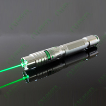 JSHFEI high power 500mW focusable burning green laser pointer fat Beam extream bright and powerful wholesale lazer(China)