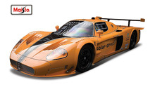 Maisto Bburago 1:24 Maserati MC12 Solar Direct Diecast Model Car Toy New In Box Free Shipping