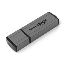 Bestrunner 8GB/7300M Capacity USB 2.0 Aluminium Alloy Flash Pen Drive Stick Memory Card Storage U Disk Pendrive(China)