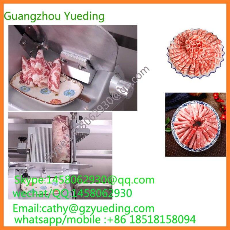 hot sale meat slicer machine