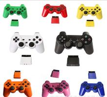 HOT Wireless USB PS2 Game Controller Joystick Gamepad with PS2 USB plug For PC Computer 2.4G Wireless PS2 game handle