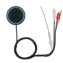 RCA Bluetooth Car Kit AUX Input Audio Composite Hands Free Calling Bluetooh 4.0 Car Kits Wireless Stereo Music Reciver