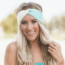 Twist bow Turban Headband Hair Accessories for Women Stretch Hairbands Girls Headwear Headbands for women Head Wrap Band Bandana