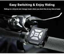 New Universal Car Wheel Bluetooth Media BT-M2 Steering Wheel Remote Control Mounting Clip Bluetooth Media For Car Bicycle(China)