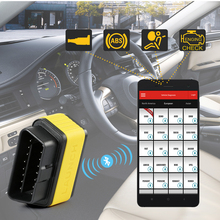 Original LAUNCH X431 EasyDiag 2.0 Android IOS Obd2 Auto Diagnostics Scanner Bluetooth Support All Cars with 16-pin OBD Port