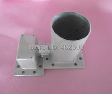 2016 China LNB factory provide latest design c band dual feedhorn for project use(have stocks)