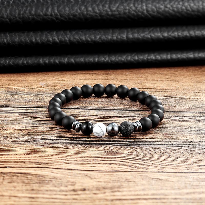 Bracelet en pierre naturelle à offrir