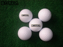Brand New Boyea Golf Balls Two Piece Ball for Pratice Bulk Sale High Quality Golf Balls No Logo Free Shipping