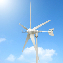 HYE  Off-grid wind power system parts windmill /  wind turbine / wind generator 3000W /3kw DC output 48V