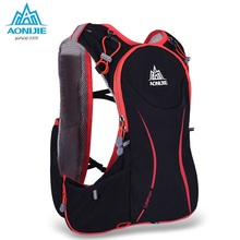 Buy AONIJIE Hydration Backpack 5L Outdoors Mochilas Trail Running Backpack Hydration Vest Pack 1.5L Water Bag Cycling Hiking Bag for $30.02 in AliExpress store