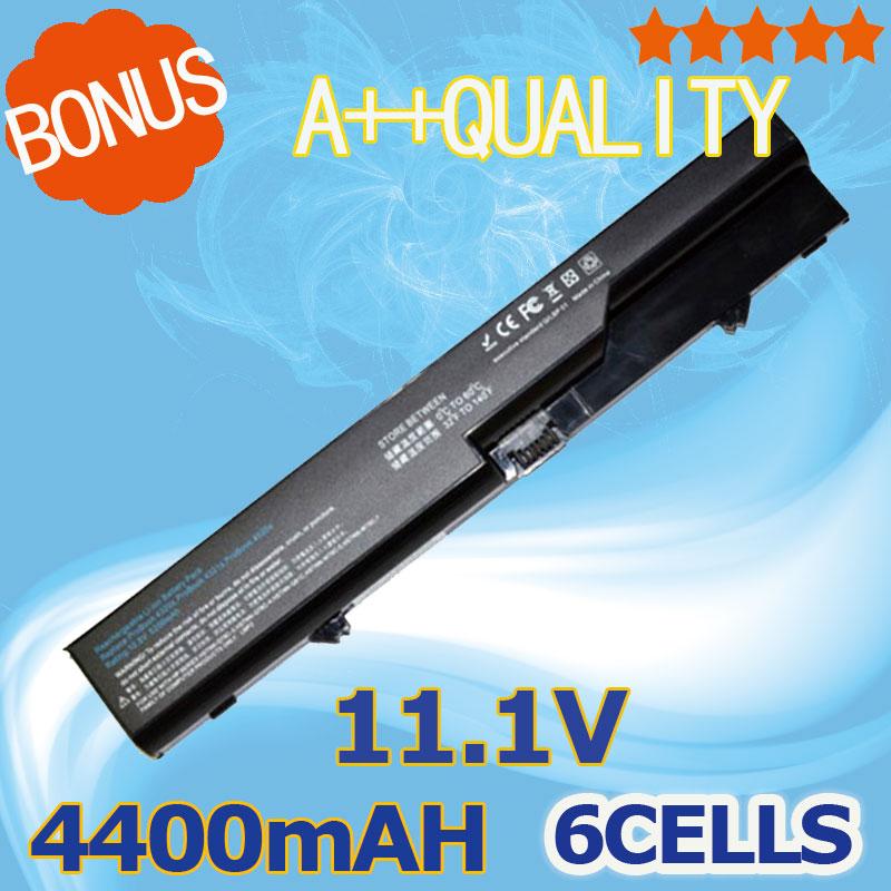 4400mAh 10.8v battery For HP 420 425 4320t 620 625 ProBook 4320s 4321S 4325s 4420s 4421s 4425s 4520s 4525s 587706-751 593572-001<br><br>Aliexpress