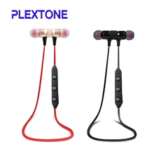 Sports Running Gym Bluetooth V4.1 Headset In-ear Earphones Wireless Headphones with Mic For IOS Android Phone PK AWEI A920BL