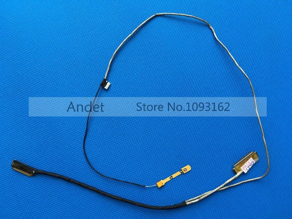 New Original for Lenovo ThinkPad T460P LCD Cable Line Edp Cabel WQHD FHD ICT/eSkylink/MGE 01AV915 01AV916 <br>
