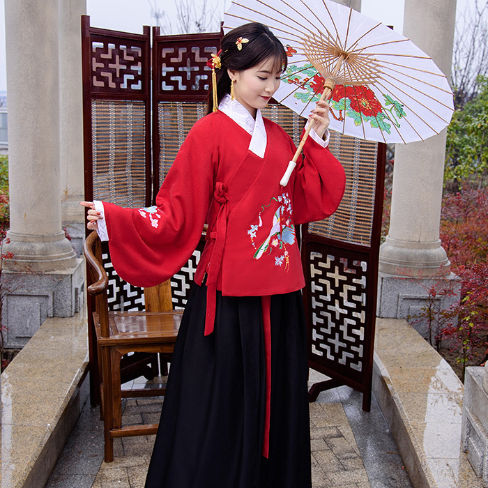 414f7ee8b Buy winter hanfu and get free shipping on AliExpress.com
