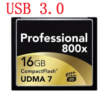High Quality Professional CF card Memory Card Professional 800X New Arrival 16G 32G 64G 128G Compact Flash Memory Card 800X