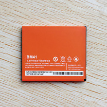 New High Quality Battery BM41 For Xiaomi Redmi 1 1S 2050mAh 3.8V Mobile Phone Batterie Rechargeable Accumulator In stock
