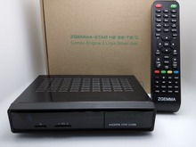 Hd Combo Linux Zgemma H2 Dvb-s2+dvb-t2/c Cable Satellite Receiver with Singapore starhub subscription
