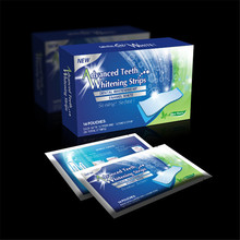 14 Packs 28pcs Advanced Teeth Whitening Strips Professional Teeth Whitening Products Gel Strips Tooth Whiten Tools(China)