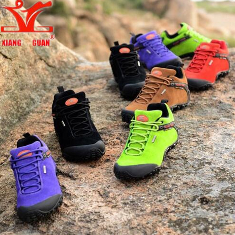 XIANG GUAN hiking shoes 2017 man outdoor zapatillas deportivas hombre Sneaker sports sneakers trekking boots climbing shoe 81285<br><br>Aliexpress