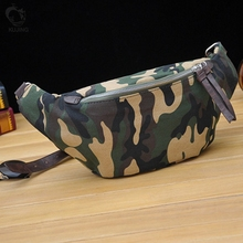 KUJING men bag new high quality camouflage multi-function shoulder bag free shipping field travel travel leisure Messenger bag(China)