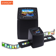 Zeepin EC717 5MP 35mm Negative Slide Viewer Film Scanner USB Digital Color Monochrome Negatives Slides Photo Copier EU US(China)