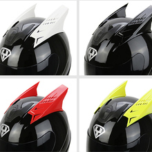Universal New fashion helmet horn Motorcycle helmet horns for YOHE 966 993 ICOM HJC TANKED SHARK A-G-V helmet