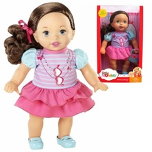 38cm pink girl Little Mommy baby doll Fragrant Boneca doll toy figure toy