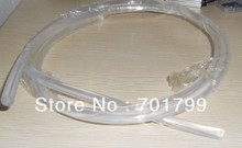 20m clear solid core light PMMA optical fiber cable;10mm diametet(China)