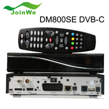 Dm800se Satellite Receiver DVB-C DM800HD SE Cable Tuner DVB 800HD SE-C Cable Receiver DM800 HD SE Engima2