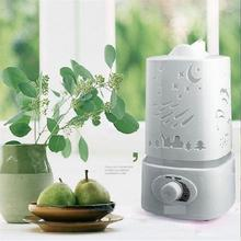 2017 New Arrival Creative Home Aroma Humidifier Air Diffuser 1.5L Ultrasonic Purifier Atomizer