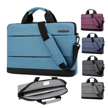 New Super Light 13 13.3 14 15 15.4 15.6 laptop bag case shoulder bag handbag for macbook  xiaomi air 13 hp man woman