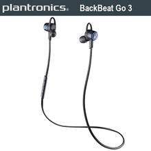 Plantronics BackBeat Go3 Go 3 Bluetooth Wireless Stereo Earbuds Sport Run Earphone Inline Control Moisture Resistant For iPhone(China)