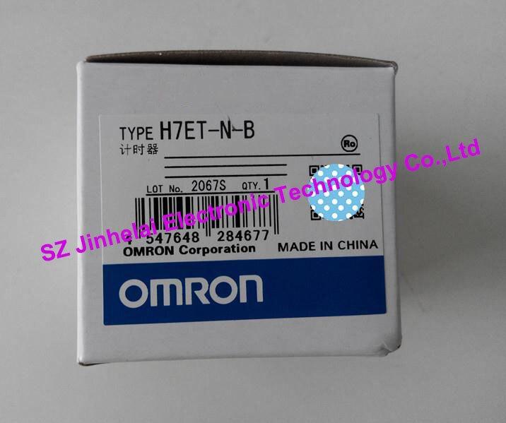 100%New and original  H7ET-N-B, H7ET-N  OMRON<br>